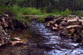 30 августа, поселок Мелехово, река Нерехта
