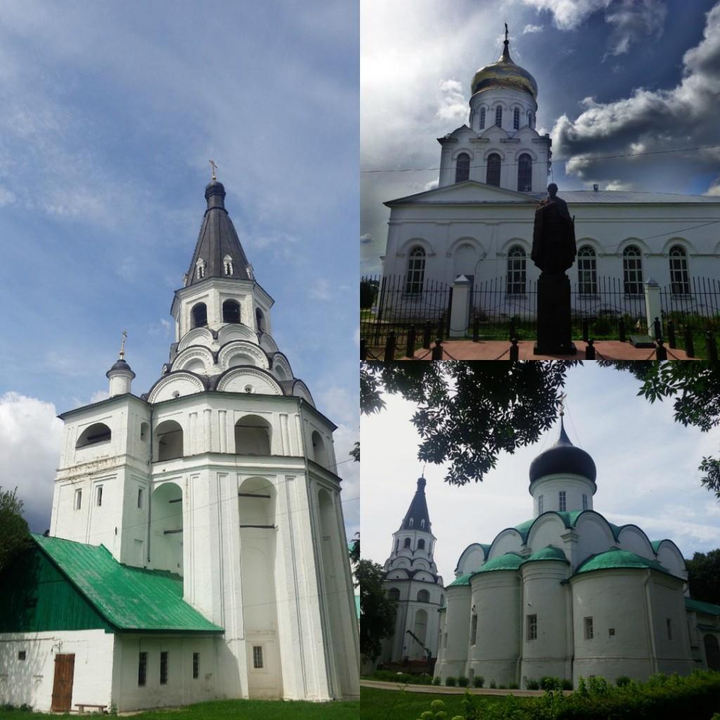 Александровская Слобода и ее легенды