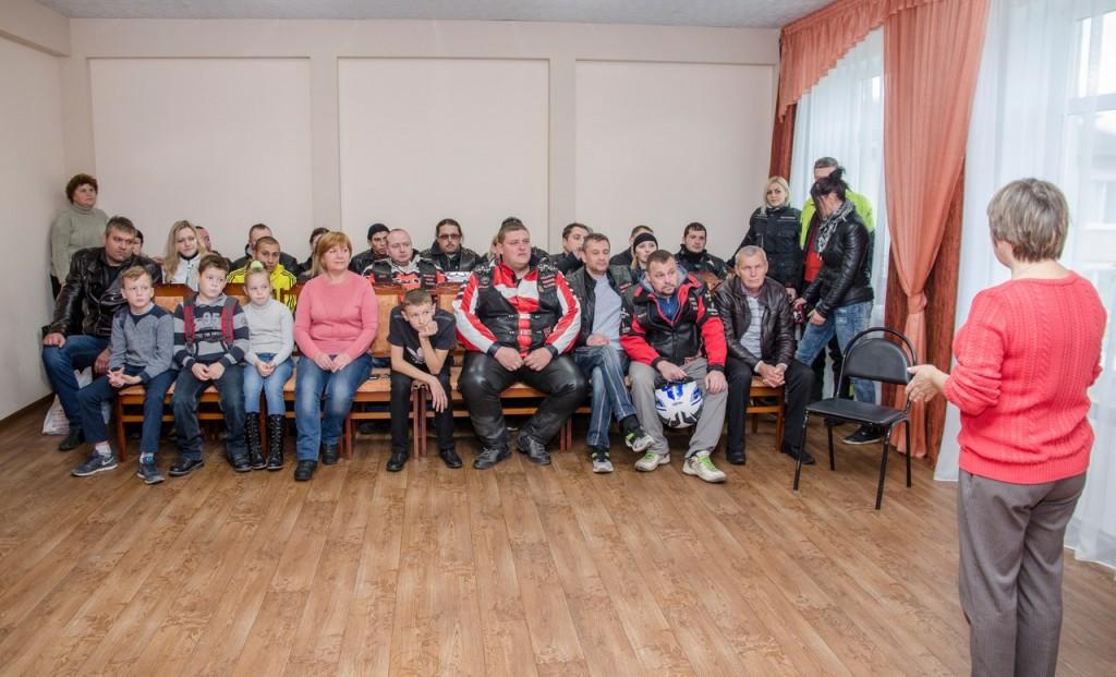 Байк-клуб Wolves MC Vladimir 24.09.16 закрыл мотосезон 02