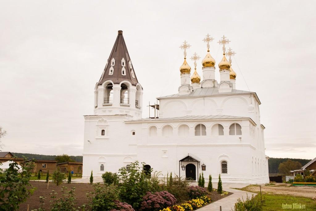 Борисоглеб, Муромский р-н. Церковь Рождества Христова