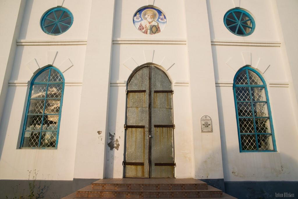 Бутылицы, Меленковский р-н, храм Николая Чудотворца 03