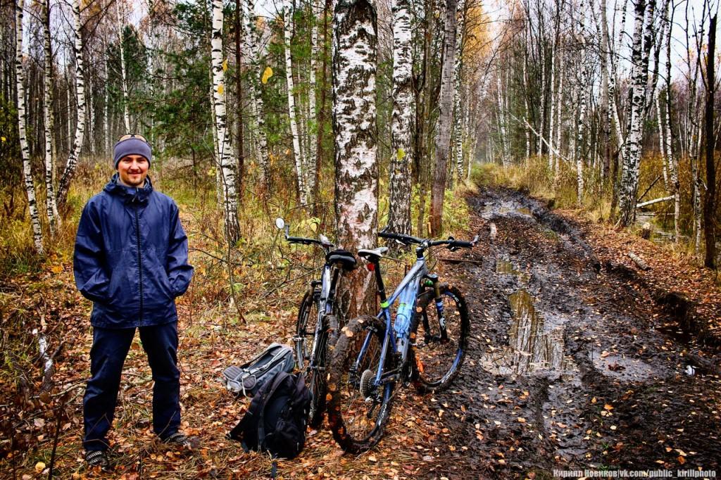 Велопоход в Покровские леса 02
