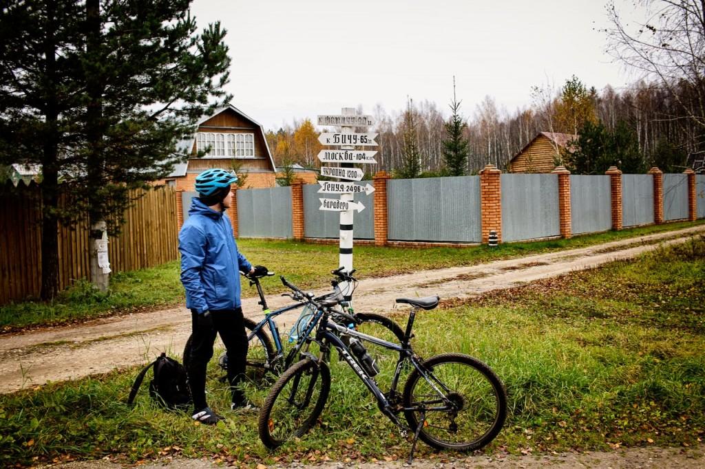 Велопоход в Покровские леса 04