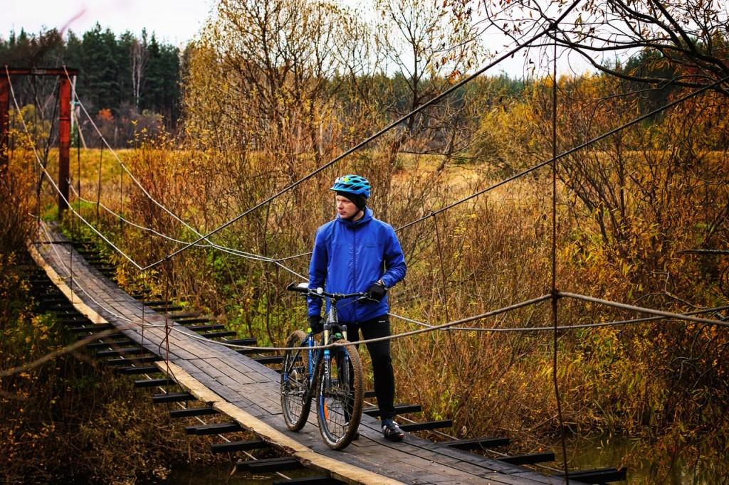 Велопоход в Покровские леса 22