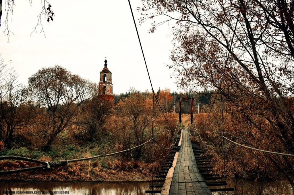 Велопоход в Покровские леса 23