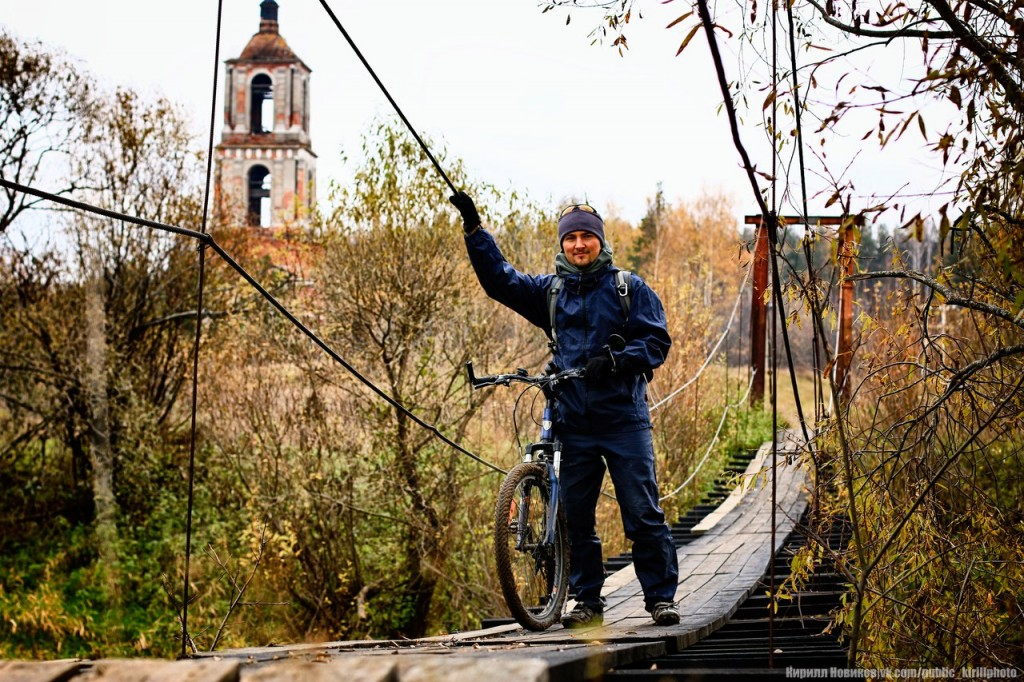 Велопоход в Покровские леса 24