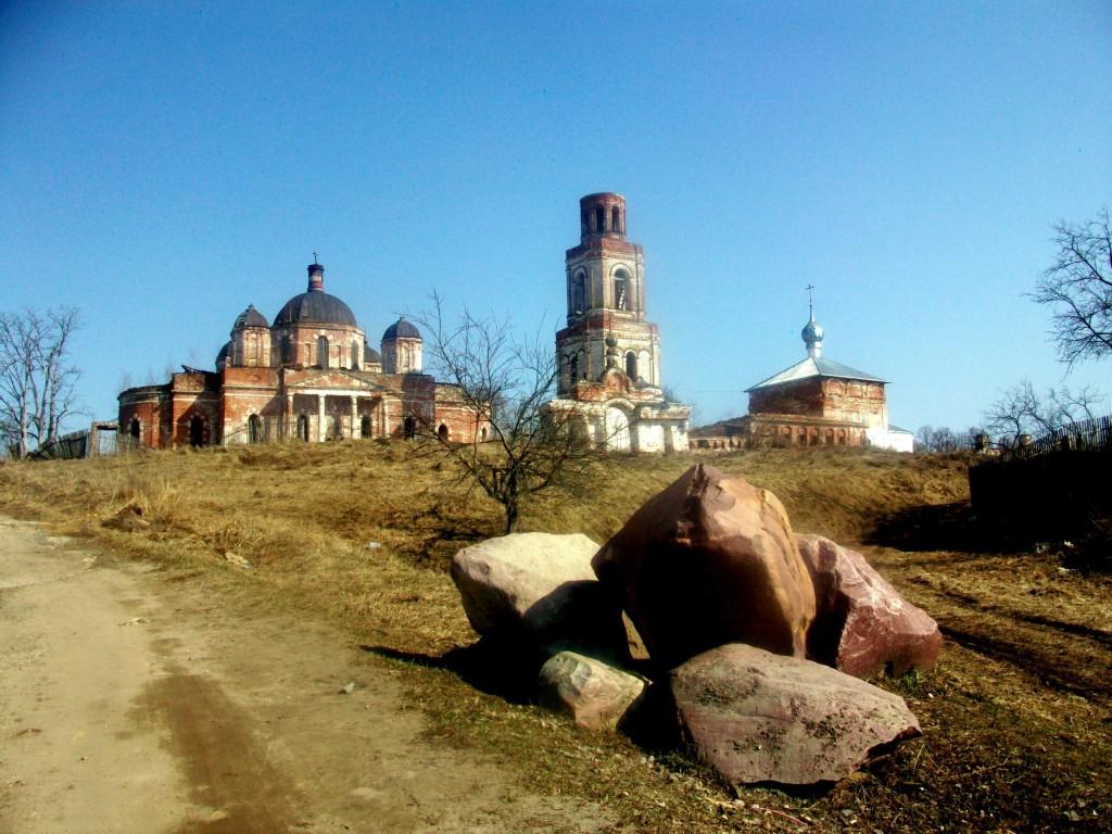Вязниковский район, деревня Успенский погост