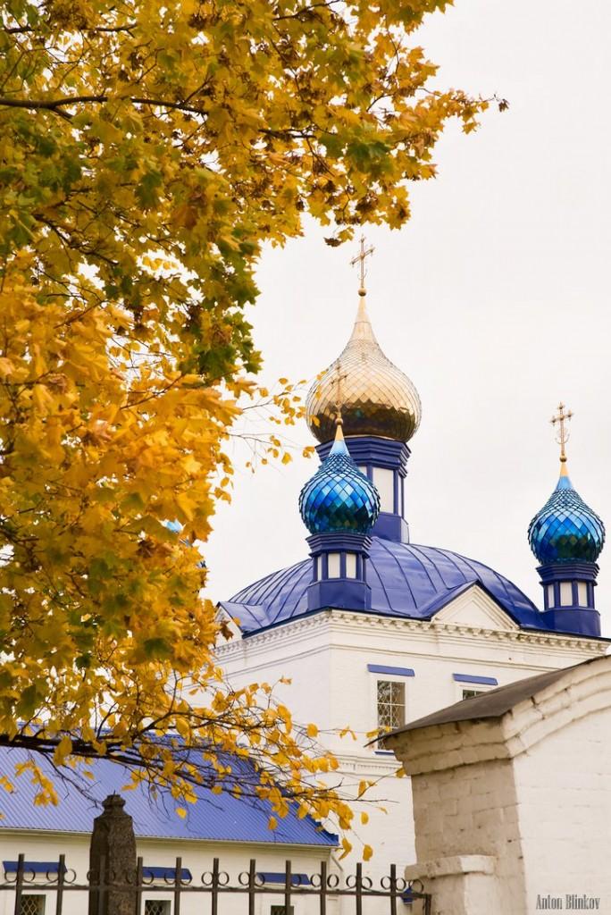 Гороховец, Свято-Казанский храм 02