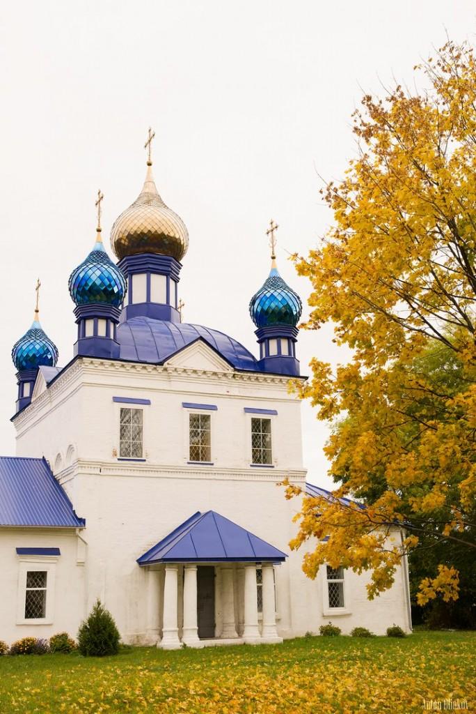 Гороховец, Свято-Казанский храм 03