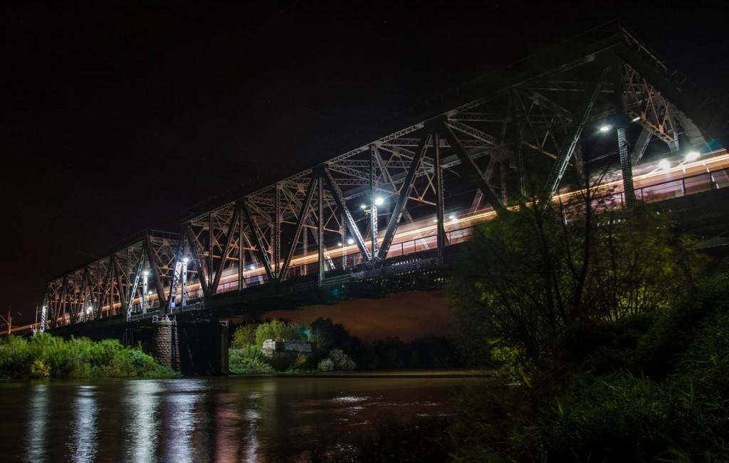 Жд мост на границе Московской и Владимирской обл 04