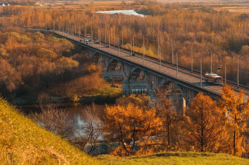 Золотая осень во Владимире 2016 03