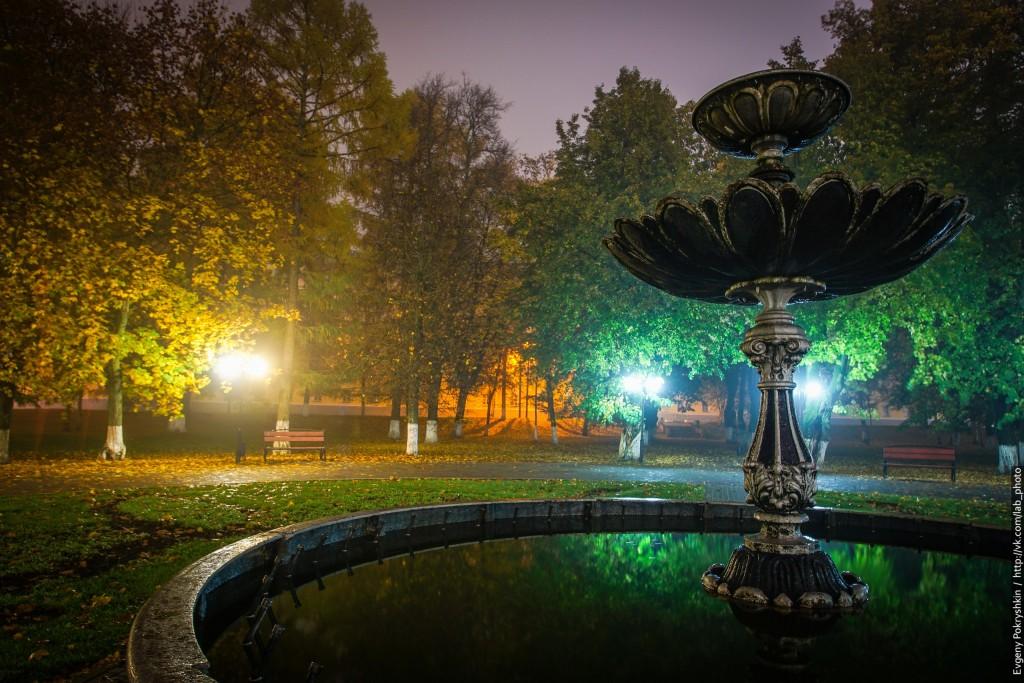Начало октября 2016 во Владимире 06