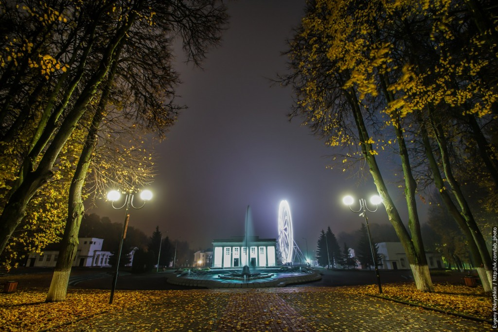 Начало октября 2016 во Владимире 09