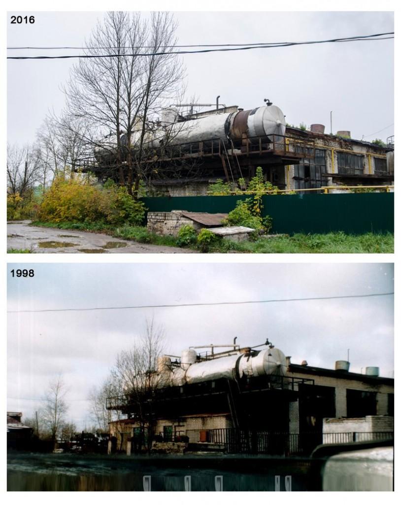 Немного истории города Покров. Разница в 18 лет. 10