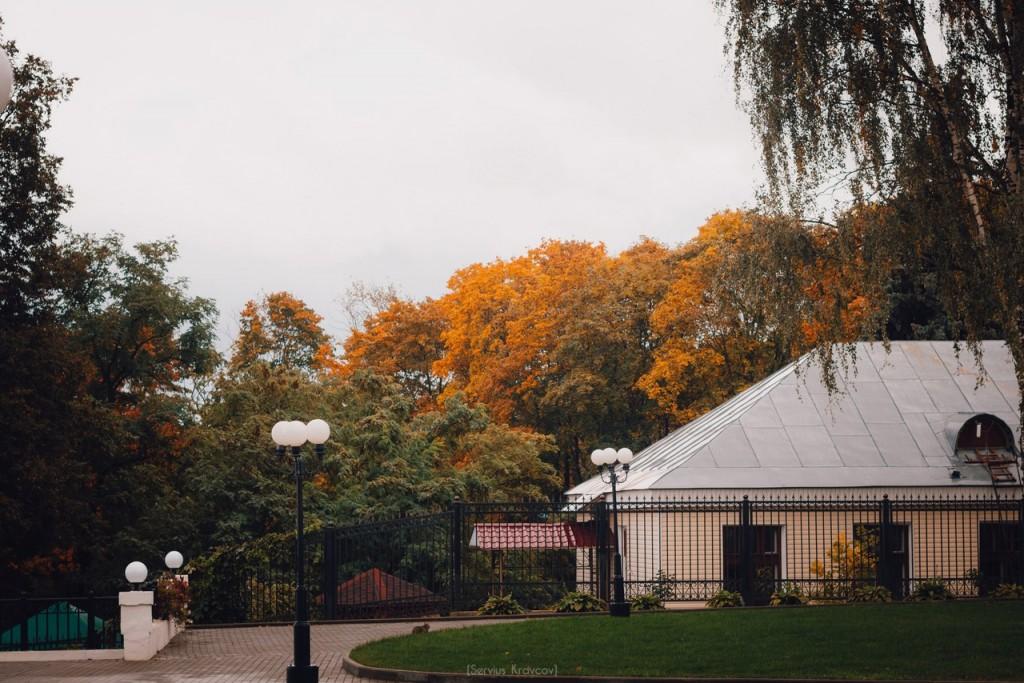 Осенние пейзажи Владимира от Сергея Кравцова 07