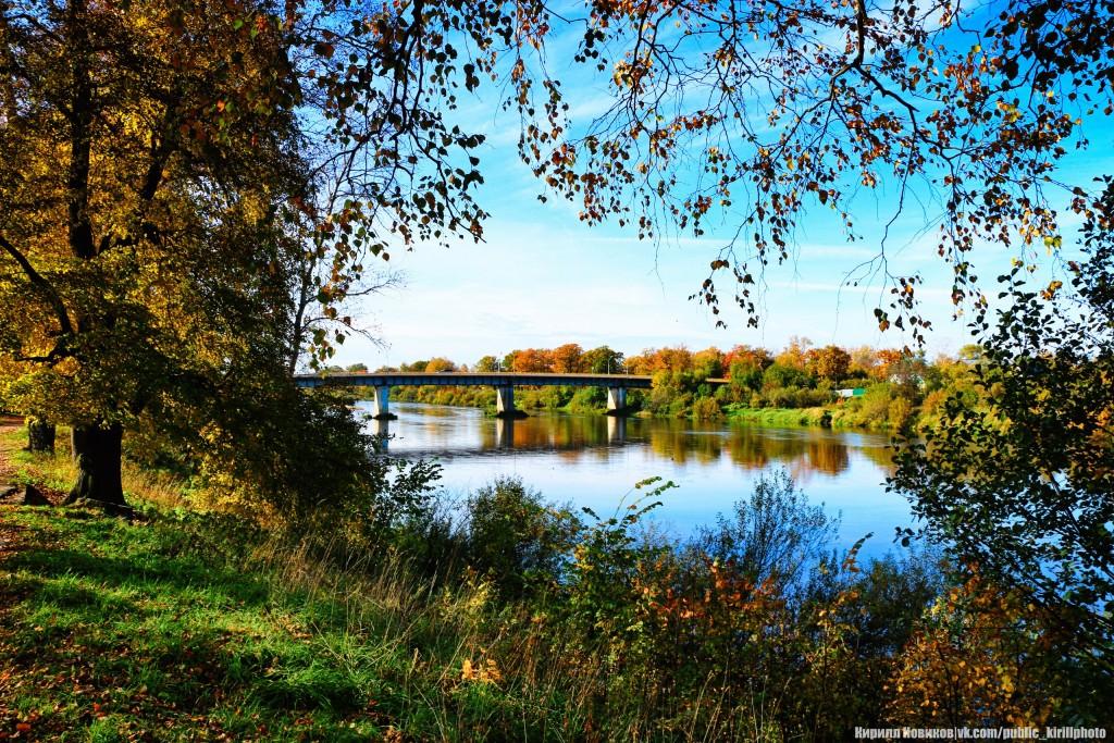Осенний солнечный день в Собинке 01