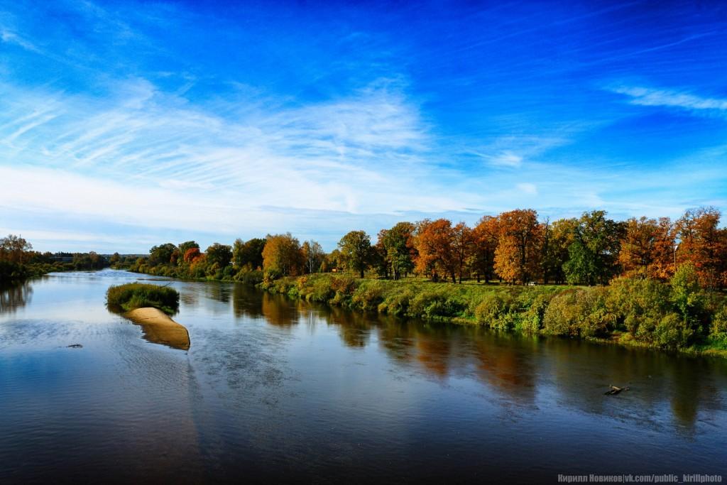 Осенний солнечный день в Собинке 03