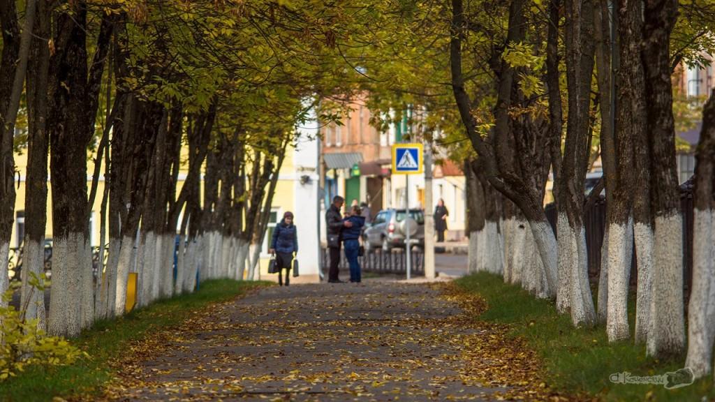 По улицам осеннего Коврова 02