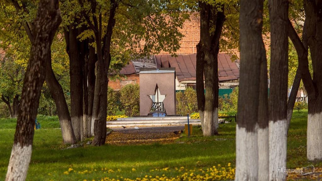 По улицам осеннего Коврова 03