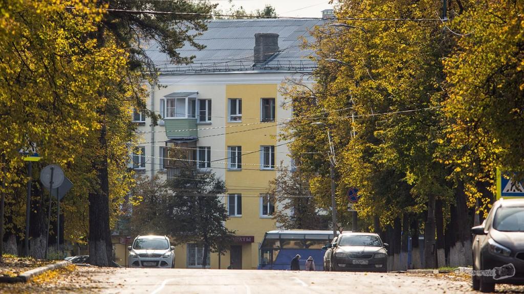По улицам осеннего Коврова 07