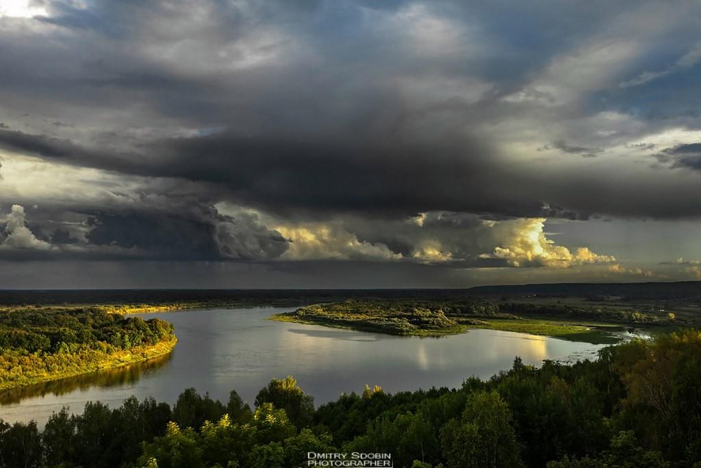 Природа Меленковского района 02