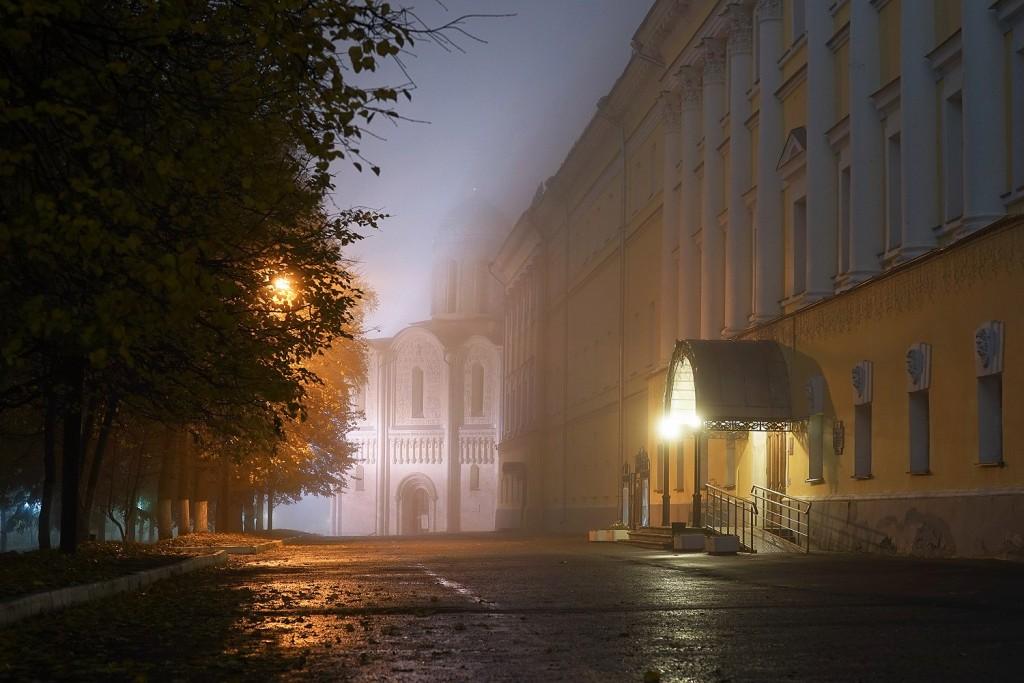 Романтический осенний Владимир 03