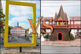 Битва городов: Русский Муром против Эстонского Тарту