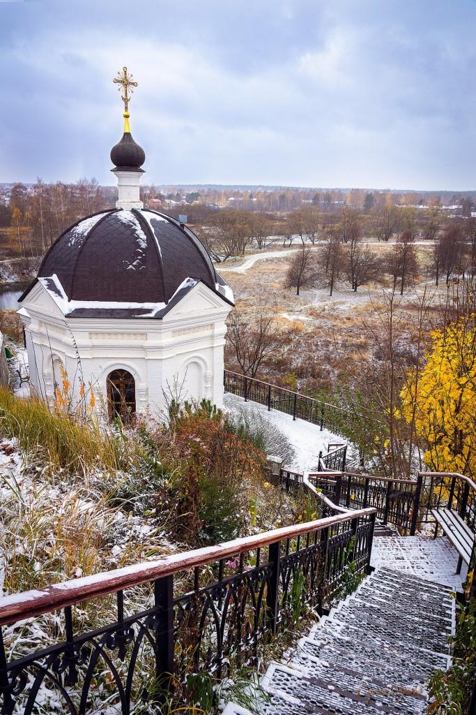 Святой источник Сергия Радонежского город Киржач