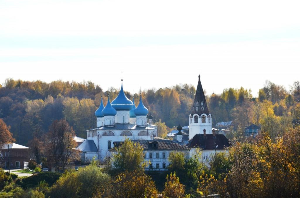 Свято-Благовещенский собор, Гороховец