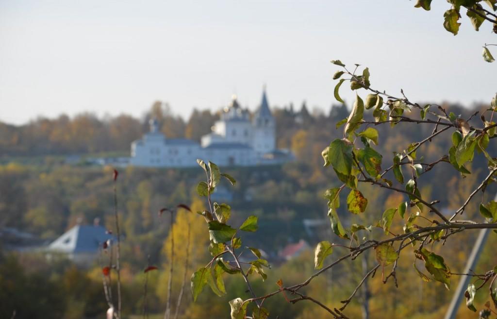 Свято-Никольский мужской монастырь, город Гороховец