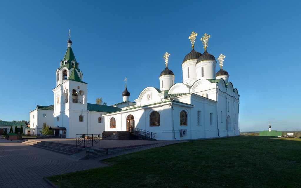 Спасский мужской монастырь, г. Муром