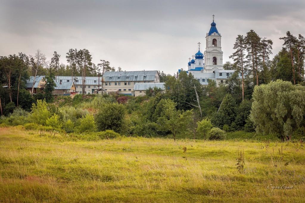 Спас Купалище Преображенский женский монастырь