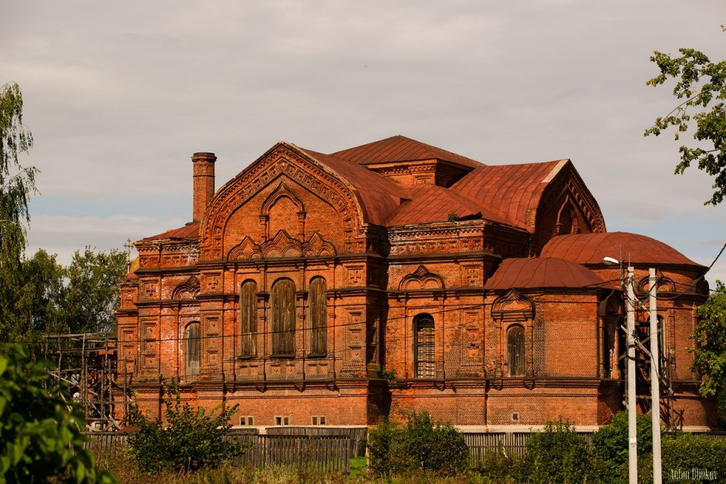 Троицкий собор в Юрьев-Польском