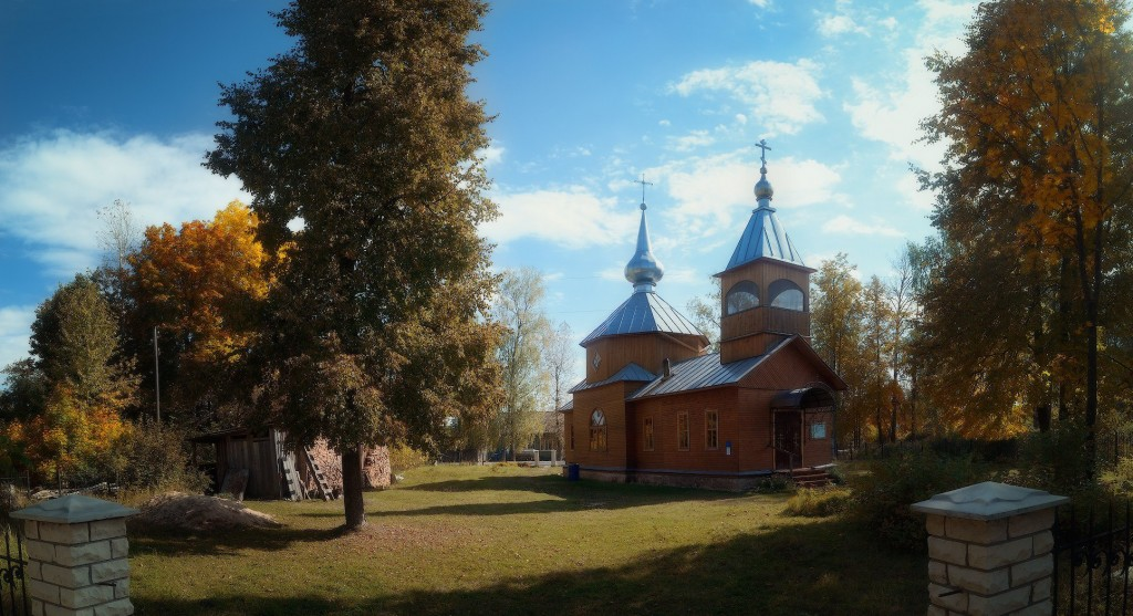 Храм-часовня в поселке Андреево, Судогодский р-н