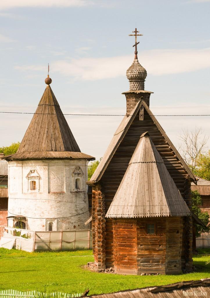 Церковь Георгия Победоносца (Юрьев-Польский)