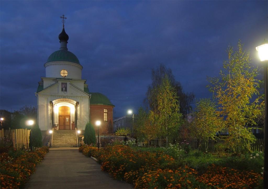 Церковь Серафима Саровского в Муроме