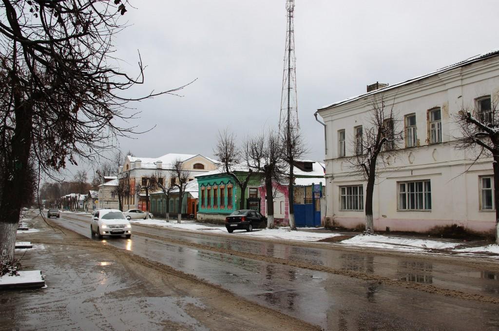 Что далее А далее - зима... Киржач 04