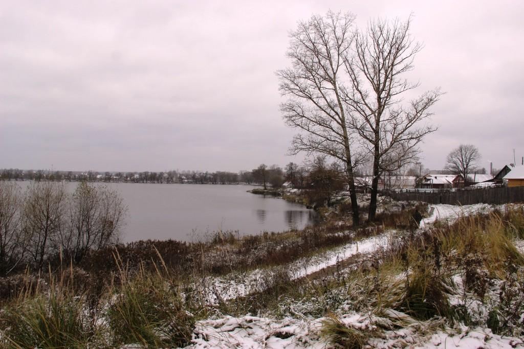 Что далее А далее - зима... Киржач 05