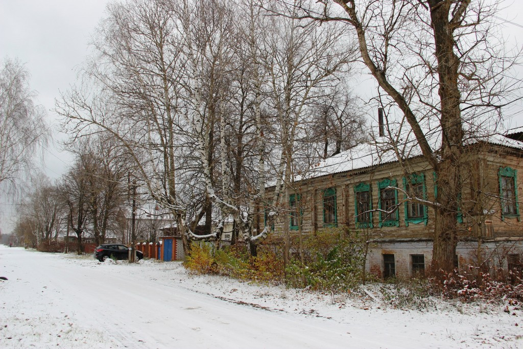 Что далее А далее - зима... Киржач 06