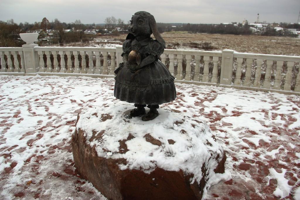 Что далее А далее - зима... Киржач 07