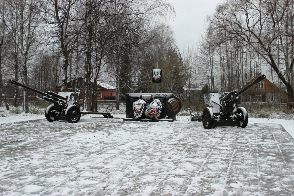 Что далее А далее - зима... Киржач 09