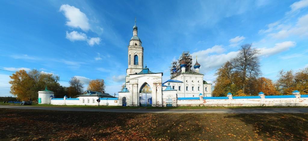 село Усолье, Камешковский р-н