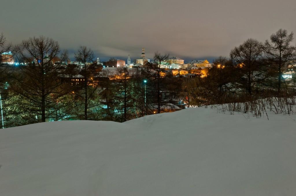Владимир ночной и снежный (Ноябрь 2016) 05