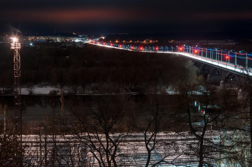 Владимир ночной и снежный (Ноябрь 2016) 07