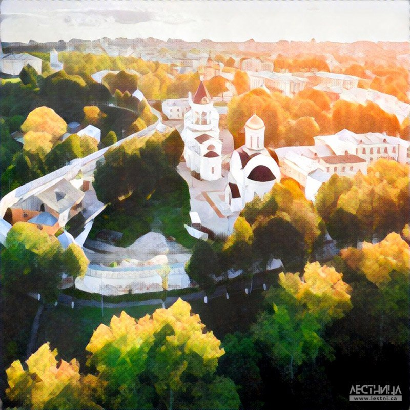 Владимир через #prisma 03