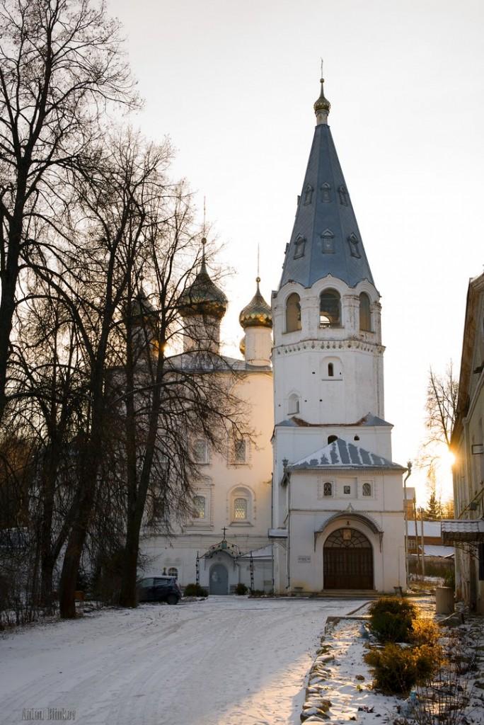 Вязники, Благовещенский собор с колокольней