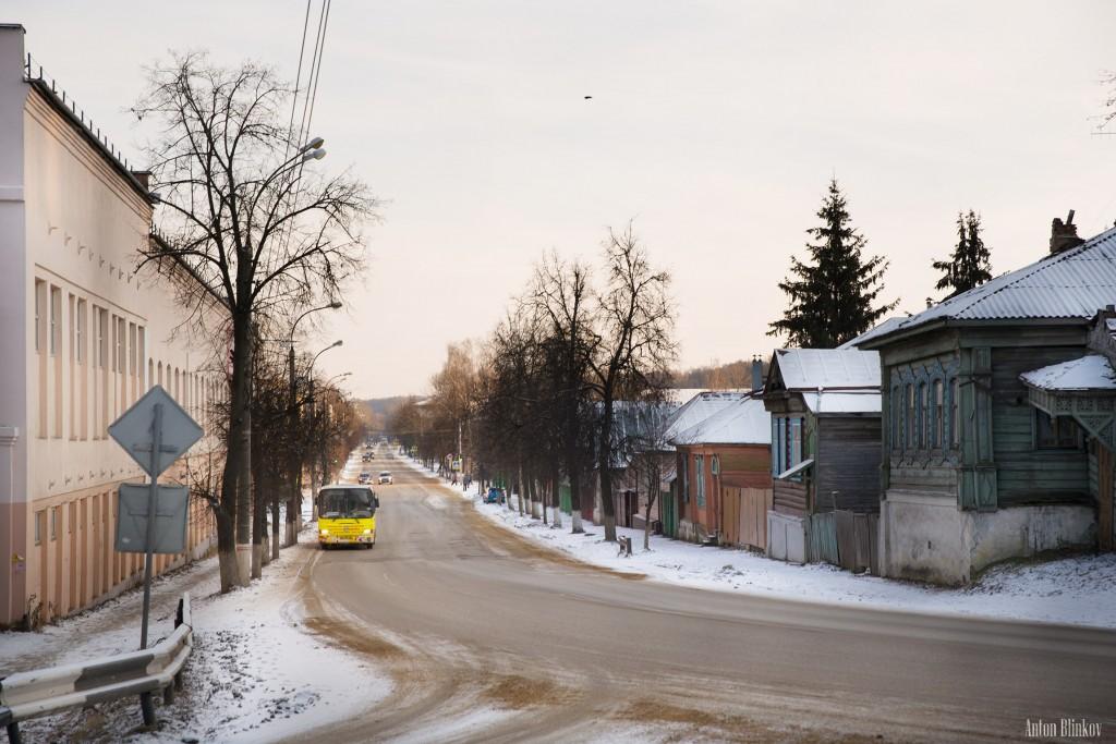 Вязники, ул. Советская