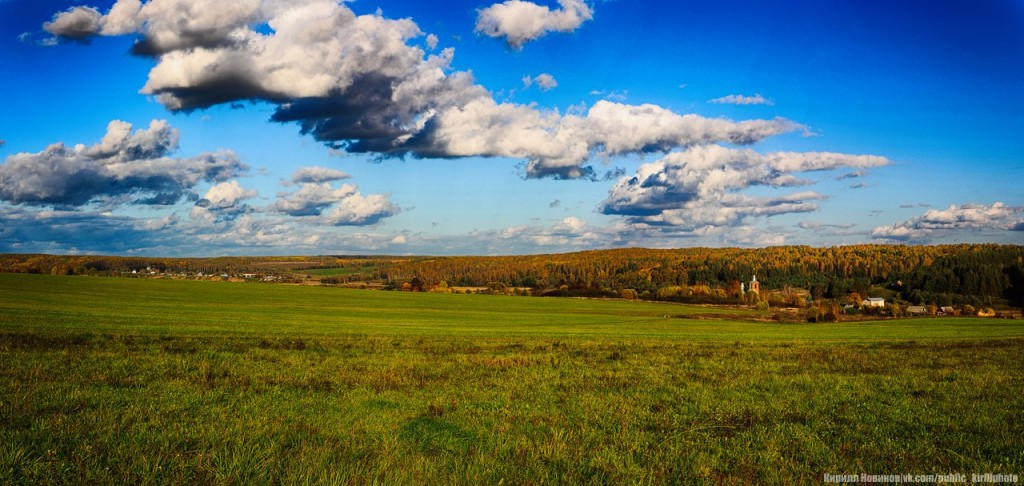 В окрестностях села Волосово, Собинский р-он