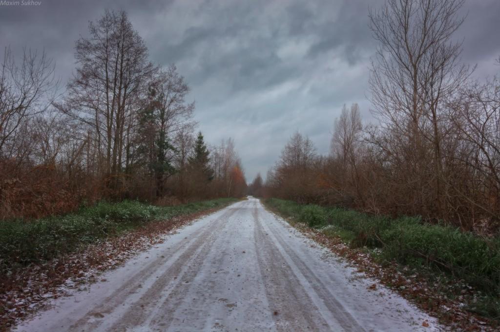 Дорога на озеро Великое, Вязниковский район