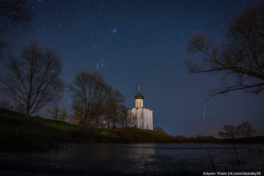 Звездная ночь в Боголюбово 01